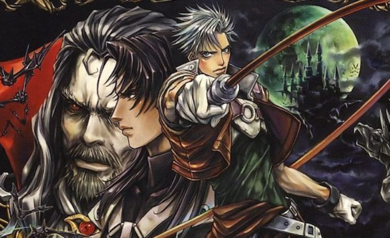 The Taiwan Rating for the Castlevania Advance Collection Gets Updated With Key Art and More Details