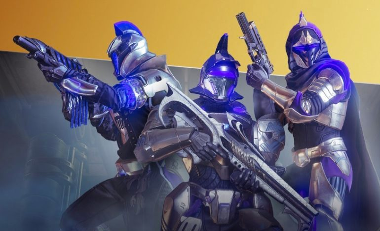 Destiny 2 Combines Firefights and Fashion