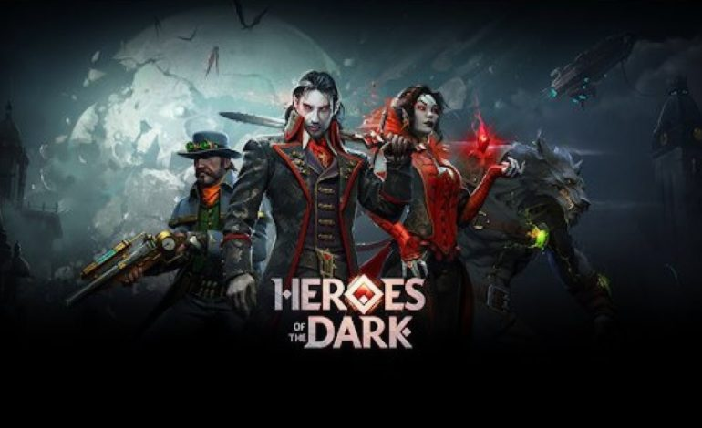 Heroes of the Dark Has Been Announced for Release on Halloween During the Apple Keynote