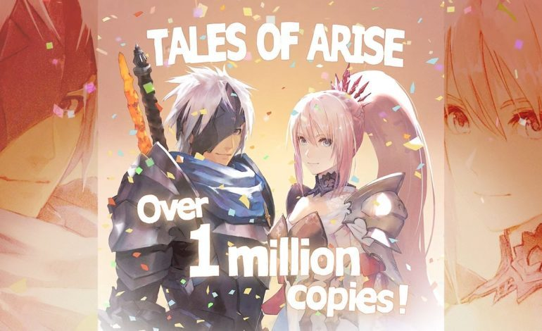 Tales of Arise Sells More Than 1 Million Copies, Is Now The Fastest-Selling Title in the Franchise