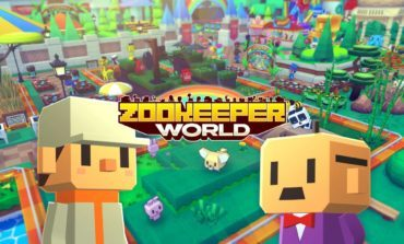 New Match-3 Apple Arcade Game Zookeeper World Now Available for Download