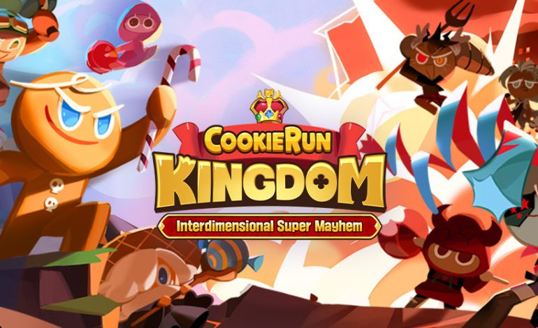 Cookie Run: Kingdom Has Added English Voice Overs in Their Newest Update