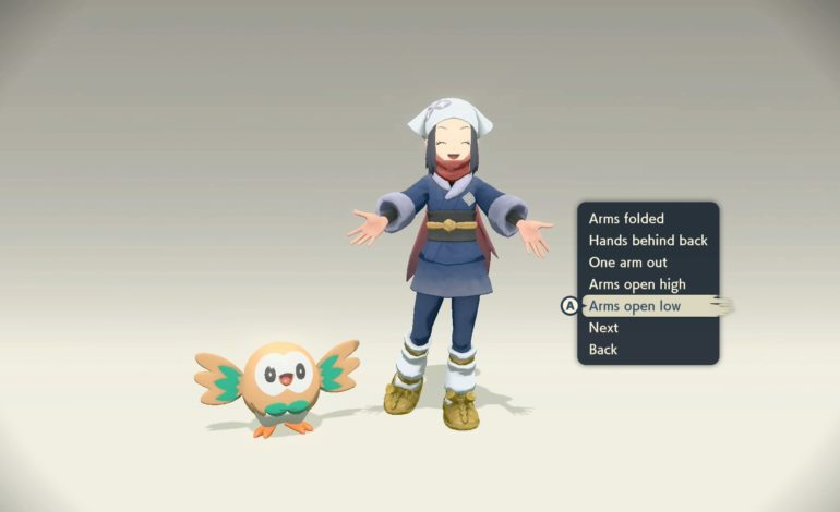 Wardens, Picture Mode And Noble Pokémon In Upcoming Pokémon Legends: Arceus