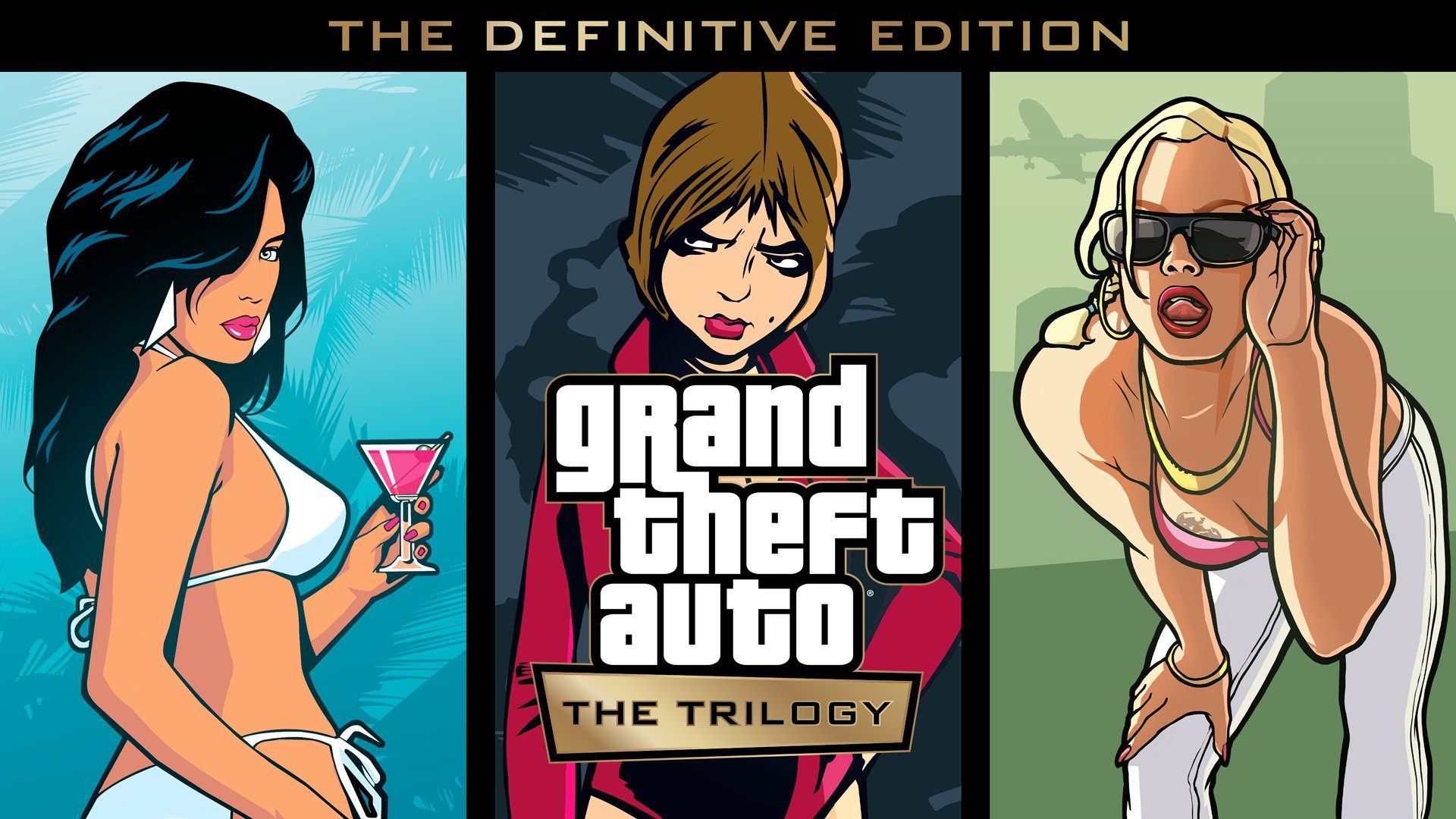 Grand Theft Auto: The Trilogy - The Definitive Edition Releases Next Month, Upgrades & Enhancements Detailed