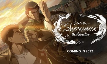 First Look At Shenmue The Animation Released